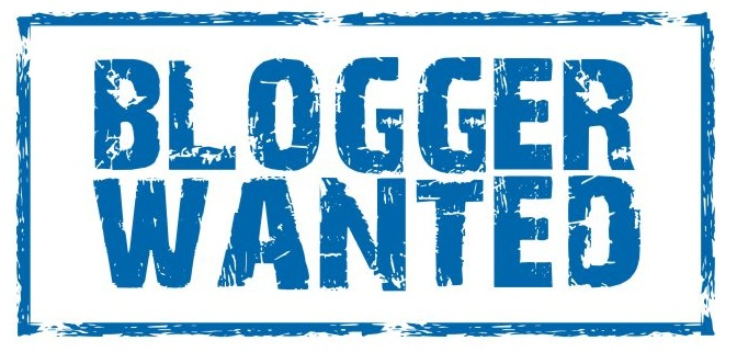 Blogger-wanted